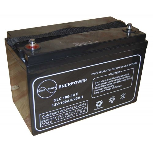 Solar Battery 12V 100Ah - AGM