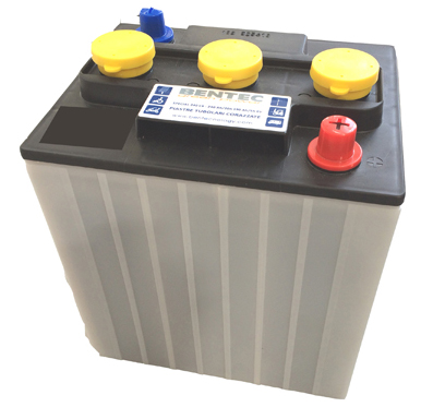 Solar Battery 6V 240Ah - Acid Pb
